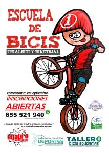 Apúntate a la Escuela de Bicis