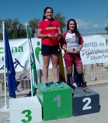 Nuria Romero 2º Fémina