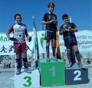 Alex Valverde 3º Alevín